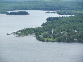 Moosehead Lake from Mount Kineo (2011)