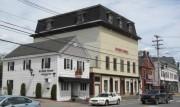 Masonic Temple, Businesses on Maine Street (2011)