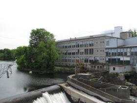American Woolen Company Foxcroft Mill (2011)