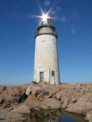 Moose Peak Lighthouse on Mistake Island off Jonesport (2011)