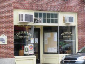 Thomaston Town Office (2011)