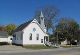 Free Baptist Church in East Waterboro (2011)