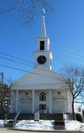 Damariscotta Baptist Church (2012)