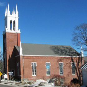 Second Congregational Church (2012)
