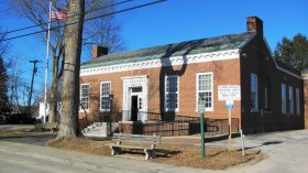 Kennebunk Post Office (2012)