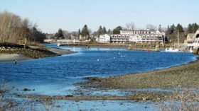 The Nonantum Resort in Kennebunkport on the Kennebunk River (2012)
