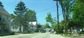 Street Scene in Sanford (2012)