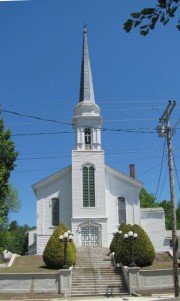 Pleasant Street Free Baptist Church in Sanford Village (2012)