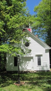 North Shapleigh Baptist Church (2012)