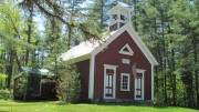 1866 Washington School in North Shapleigh (2012)