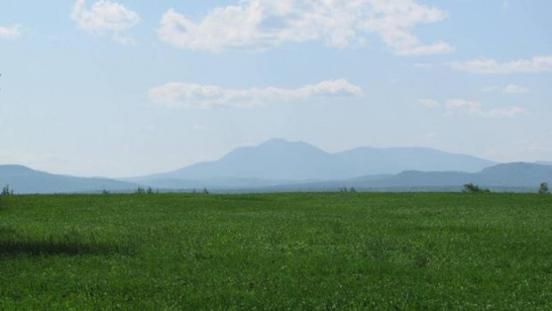Mount Katahdin from Herseytown (2012)