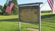 Benedicta Veterans Memorial (2012)