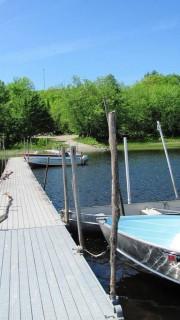 Dock at the Lake (2012)