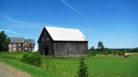 Farmhouse and Barn on U.S. Rt. 2 (2012)