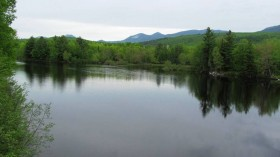 West Branch and Mount Katahdin