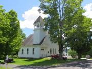 Church in North Pownal (2012)