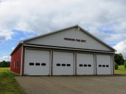 Hodgdon Fire Station (2012)