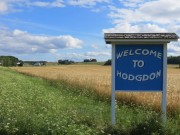 sign: Welcome to Hodgdon (2012)
