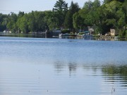 New Limerick across Nickerson Lake (2012)