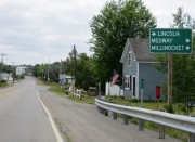 Route 2 in Mattawamkeag (2012)