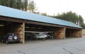 Aircraft Shelters SRA (2012)