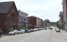 Downtown Hallowell (2012)
