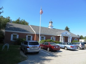 Wells Public Library (2012)
