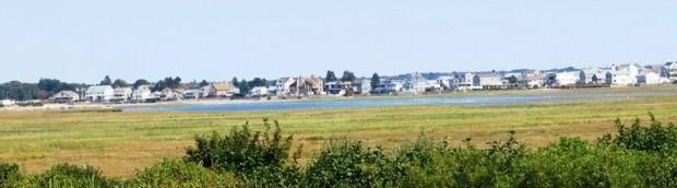 Cottages along Wells Beach (2012)