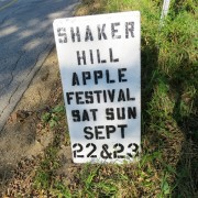 Shaker Hill Apple Festival (2012)