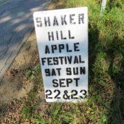Shaker Hill Apple Festival (2012)