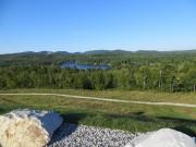 Overlooking Sokokis Lake (2012)
