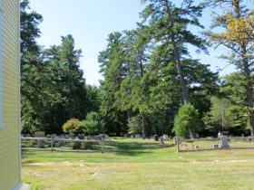 Center Meetinghouse Cemetery (2012)