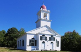 Bell Hill Meetinghouse (2012)