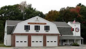 Boothbay Fire Department (2012)
