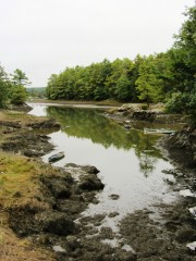 Inlet of the Cross River off Route 27 (2012)