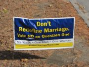 Marriage Equality Opposition November 2012