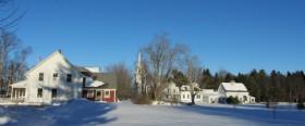 Historical Society and Kellogg Church (2013)
