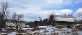 Large Barn and Farmhouse (2013)