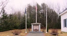 Lamoine Veterans Memorial (2013)