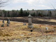 Sunnyside Cemetery on Route 200 (2013)