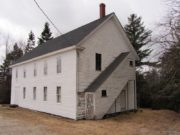 Old Grange Hall on Route 179 (2013)