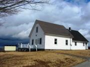 Osborn Town Office on Route 179