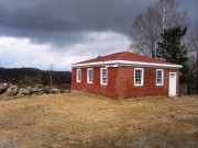 1827 Aurora Brick Schoolhouse on Route 179 (2013)