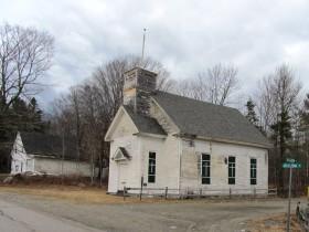Free Baptist Church at Alligator Road (2013)
