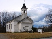 Amherst and Aurora Baptist Church on Route 9 in Amherst (2013)
