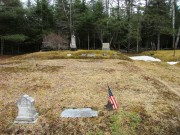 Small Cemetery in Mariaville on Route 181