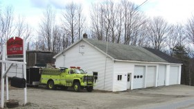 Mariaville Fire and Rescue on Route 181 (2013)