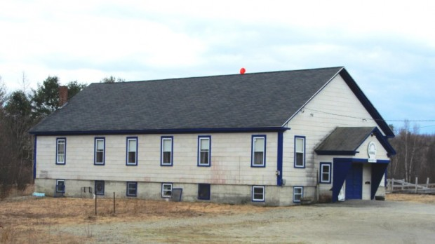 Mariaville Grange on Route 181 (2013)