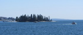 Squirrel Island in Boothbay Harbor (2013)