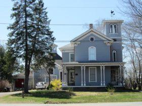 Charles F. Douglas House in Norridgewock Village (2013)